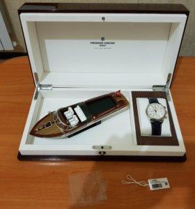 Часы Швейцарские. Frederique Constant FC-393RM5B6