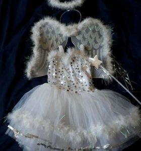 Платье от 1 года до 4 лет