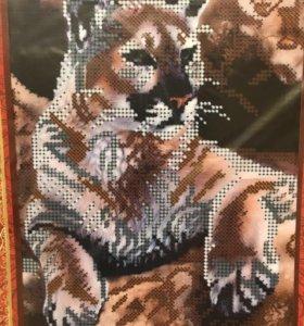 Набор для вышивания бисером