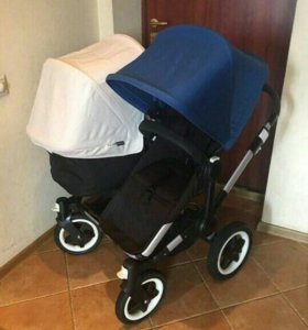 капюшон Bugaboo donkey royal blue