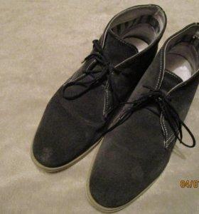 Ботинки мужские 41 р-р