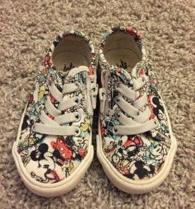 Обувь для мальчика 20-21 размер