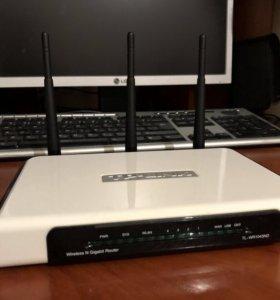 TP Link WR1043ND роутер