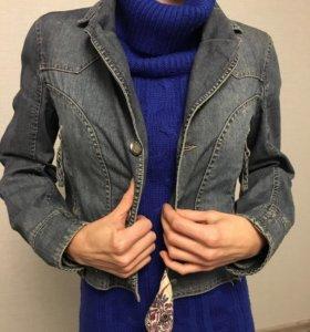 Джинсовая куртка Mango jeans