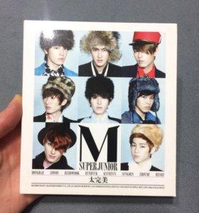 K pop Альбом Super Junior M Perfection