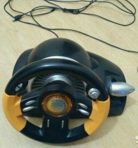 Руль для пк Genius speed wheel 3 MT