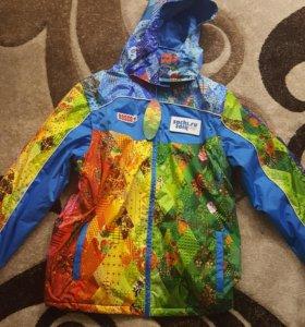 Куртка-жилет BOSCO sochi2014