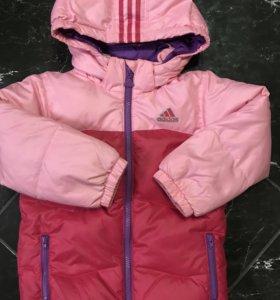Куртка пуховая Adidas