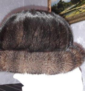 Продам новую норковую шапку.