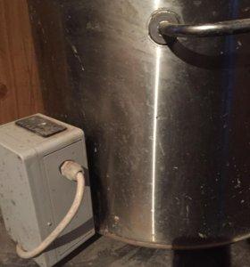 Постеризатор  для молоко и сы150 литр на час новый