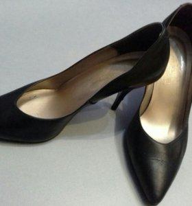 Туфли итальянский из натуральной кожи
