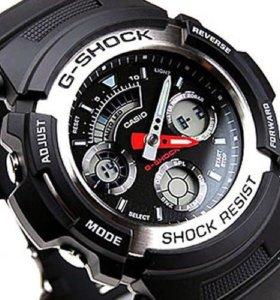 Часы G-SHOCK RESIST