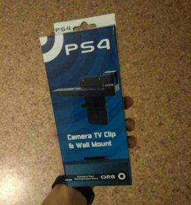 Крепление для камеры ps4 camera