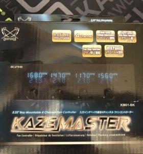 Контроллер Scythe Kaze Master