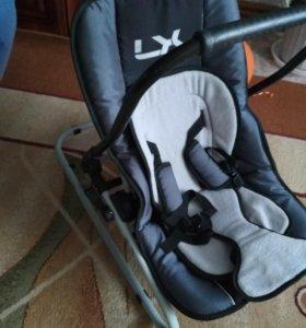 Кресло-шезлонг детское