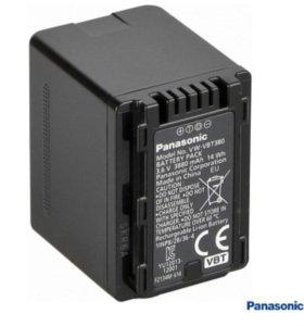 Продам Аккумулятор Panasonic VW-VBT380