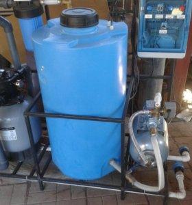Очистная воды Арос-1