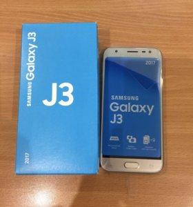 Samsung galaxy j3 2017 Новый