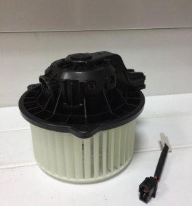 Мотор печки Hyundai Solaris 10- Kia Rio 10-