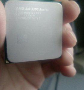 Процессор amd a4 3300