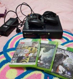 Продам Xbox 360, состояние отличное