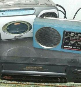 Двд, радио