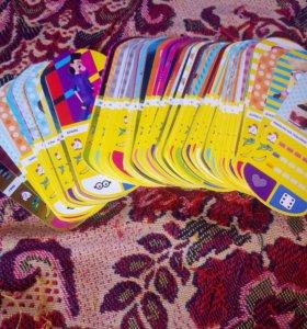 Карточки миньёны