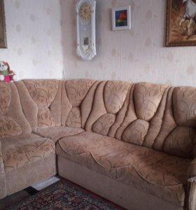 диван и кресло-кровать (продано)