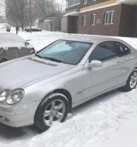 Mercedes clk w209