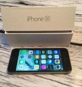 iPhone SE 64 гигабайт