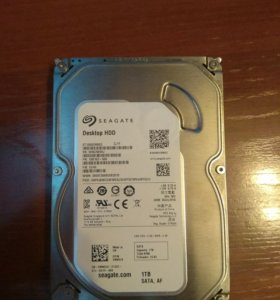 "Жёсткий диск Seagate ST1000DM003 3.5"""