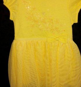 Платье р.80