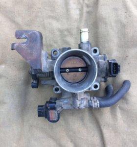Дроссельная заслонка Двигатель 1зз Фе