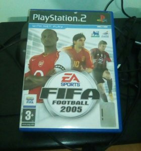 Playstation 2 FIFA 2005