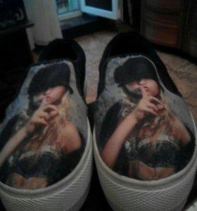 Обувь ж.-Слипоны.
