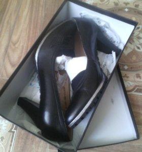 Новые Туфли. Натуральная кожа