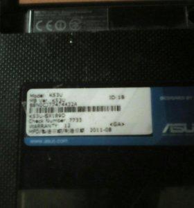 Ноутбук K53u