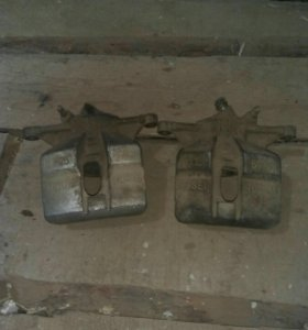 Суппорт тормозной калдина карина 7а