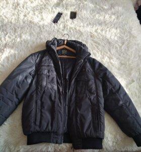 Куртки, зима, осень весна!