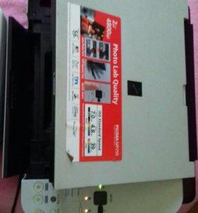 Продам принтера  3 шт рабочие на фото видно