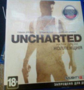 Uncharted коллекция