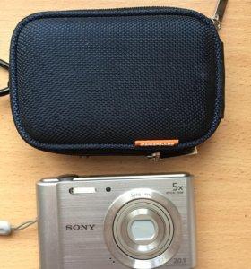 Sony Cyber-shot DSC-W800 Фотоаппарат цифровой