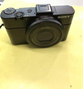 Sony dsc-RX100m