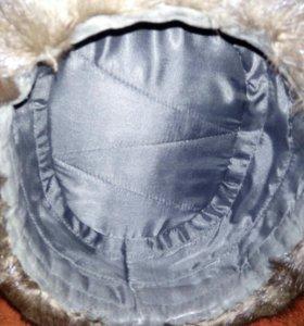 норковая мужская зимняя шапка