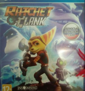 Ratched & Clank