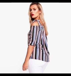 Блузка женская новая размер 54-58