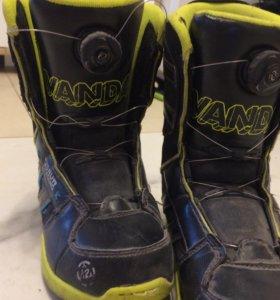 Ботинки сноубордные мягкие K2 Vandal