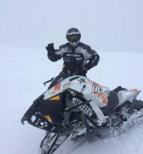 Снегоход Polaris Assault RMK 800