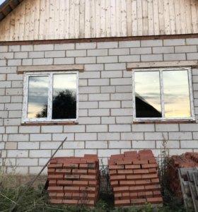 ПВХ окна, балконы, двери, лоджии.