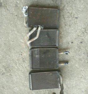 Радиаторы печки и кондиционера